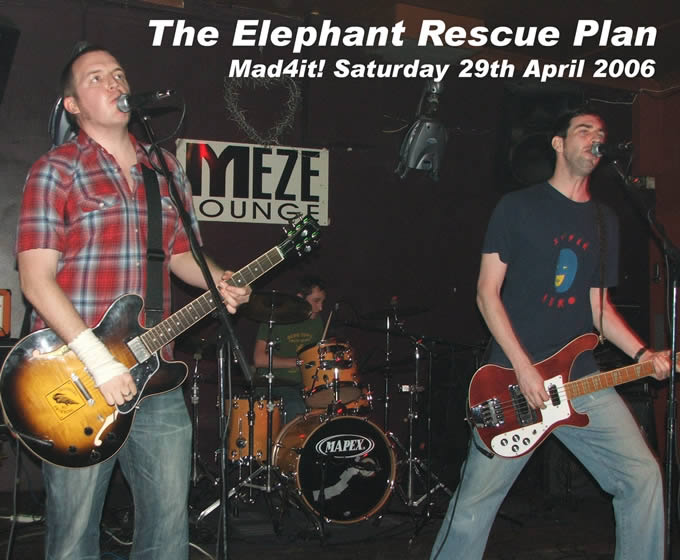 click here to visit The Elephant rescue Plan on-line